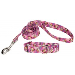 Sophie's First Love Martingale Dog Collar & Leash Limited Edition