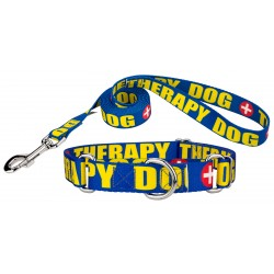 Therapy Martingale Dog Collar & Leash