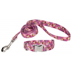 Sophie's First Love Premium Dog Collar & Leash Limited Edition