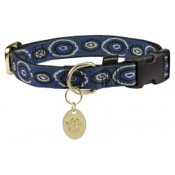 Premier Sprockets Jacquard Dog Collar Closeout