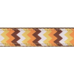 Allegheny Autumn Ribbon Dog Leash Limited Edition
