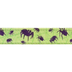 Itsy Bitsy Spider Ribbon Dog Leash Limited Edition