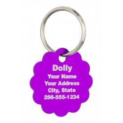 Pet ID Tags Cloud Design
