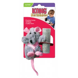 KONG® Catnip Rat Refillables