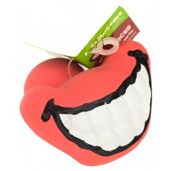 Gnawsome™ Smile Silly Faces Dog Toy