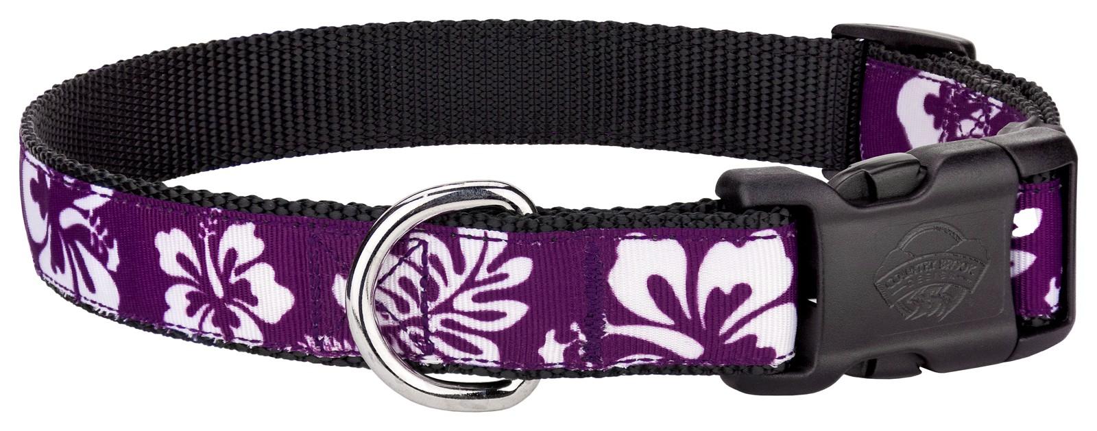 hawaiian dog collars