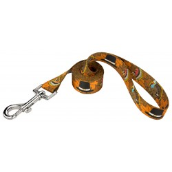 Thanksgiving Tradition Featherweight Dog Leash
