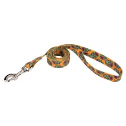 Sugar Skulls Dog Leash
