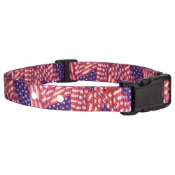 Patriotic Tribute Replacement Collar For Fence Receivers