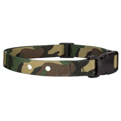 Woodland Camo Replacement Collar For Dog Fence Receivers