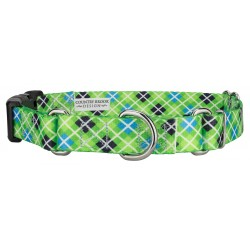 Margarita Argyle Martingale with Deluxe Buckle