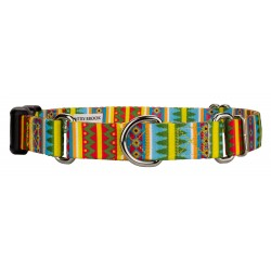 Spring Pines Martingale With Deluxe Buckle