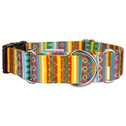 1 1/2 Inch Spring Pines Martingale With Deluxe Buckle