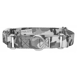 Urban Camo Martingale with Premium Buckle