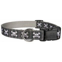 Deluxe Nytemare Ribbon Dog Collar
