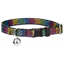 Celtic Pride Cat Collar