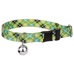 Margarita Argyle Cat Collar