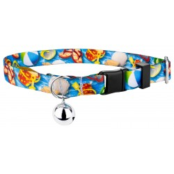Pool Party Cat Collar