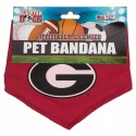 Georgia Bulldogs Dog Bandana
