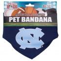 North Carolina Tar Heels Dog Bandana