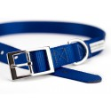 Royal Blue Nylon Premium Traditional Dog Collar (Secondary)