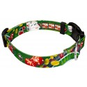 Deluxe High Roller Dog Collar - Third Angle