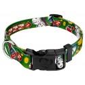 Deluxe High Roller Dog Collar
