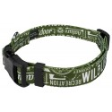 Deluxe Outdoor Life Dog Collar - Secondary Angle