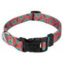 Deluxe Tropical Tango Dog Collar