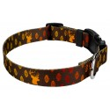 Deluxe Whitetail Buck Dog Collar - Third Angle