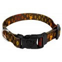 Deluxe Whitetail Buck Dog Collar