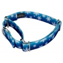Winter Wonderland Martingale Dog Collar - Secondary View