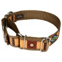1 1/2 Inch Native Arizona Exclusive Martingale Dog Collar - Secondary Angle