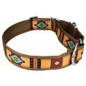 1 1/2 Inch Native Arizona Exclusive Martingale Dog Collar - Third Angle