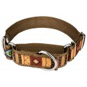 1 1/2 Inch Native Arizona Exclusive Martingale Dog Collar