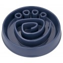 TarHong Paw Maze Slow Chow™ Pet Bowl, Medium - Blue