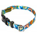 Pool Party Deluxe Dog Collar & Leash - Secondary View