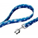 Winter Wonderland Deluxe Dog Collar & Leash - Leash View