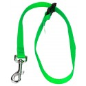 Country Brook Petz­™ Hot Lime Green Nylon Choker Style Grooming Loop