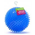Gnawsome™ Extra Large Squeak and Light Dog Toy - Royal Blue