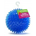 Gnawsome™ Medium Squeak and Light Dog Toy - Royal Blue