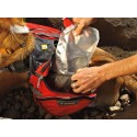 Ruffwear® Red Currant Palisades Pack™ (Lifestyle Shot 2)