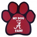 My Dog is an Alabama Fan! Paw Magnet