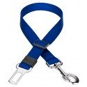 Nylon Car Safety Dog Belt - Royal