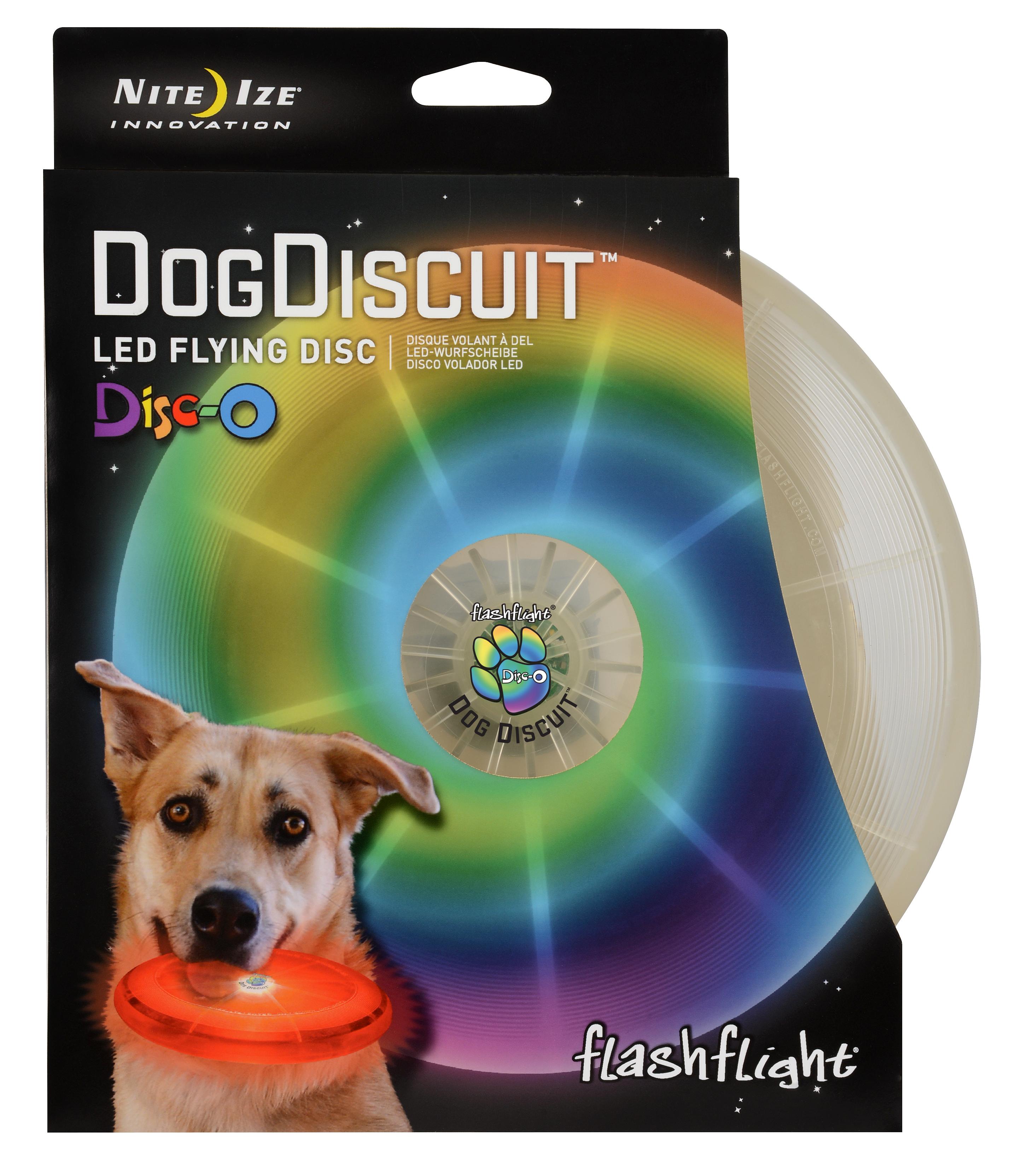 Flashflight Dog Collars