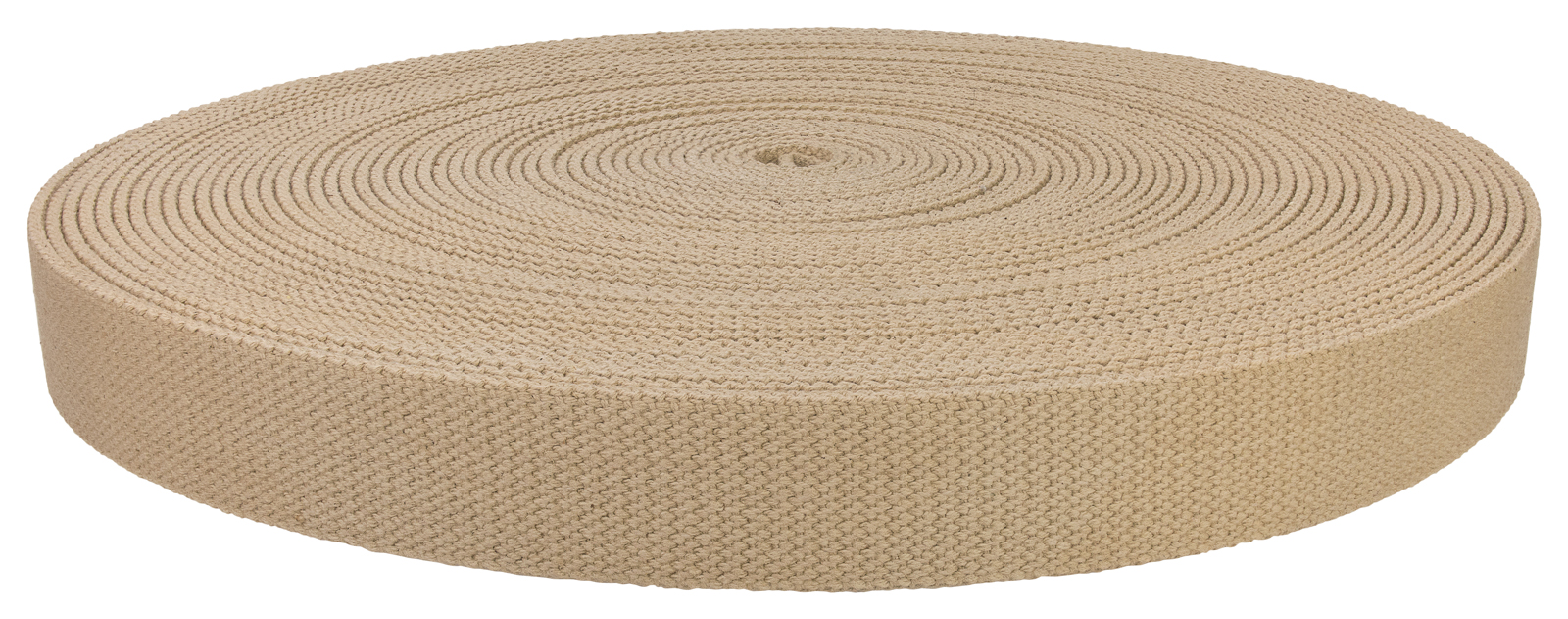 1 Inch Coyote Brown Medium Weight Nylon Webbing Closeout 20 Yards