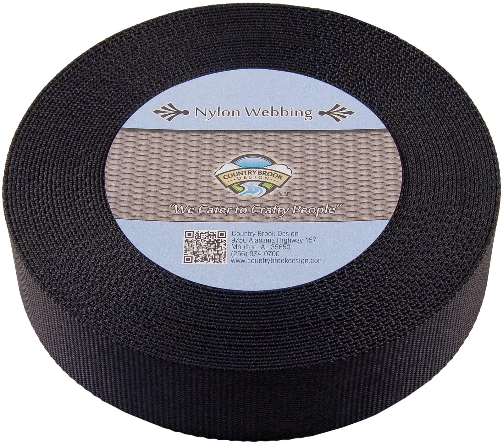Triglides Tubular Nylon Webbing Velcro 84